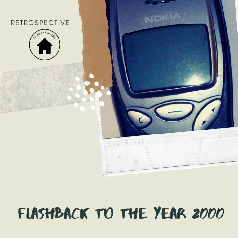Flashback to the year 2000